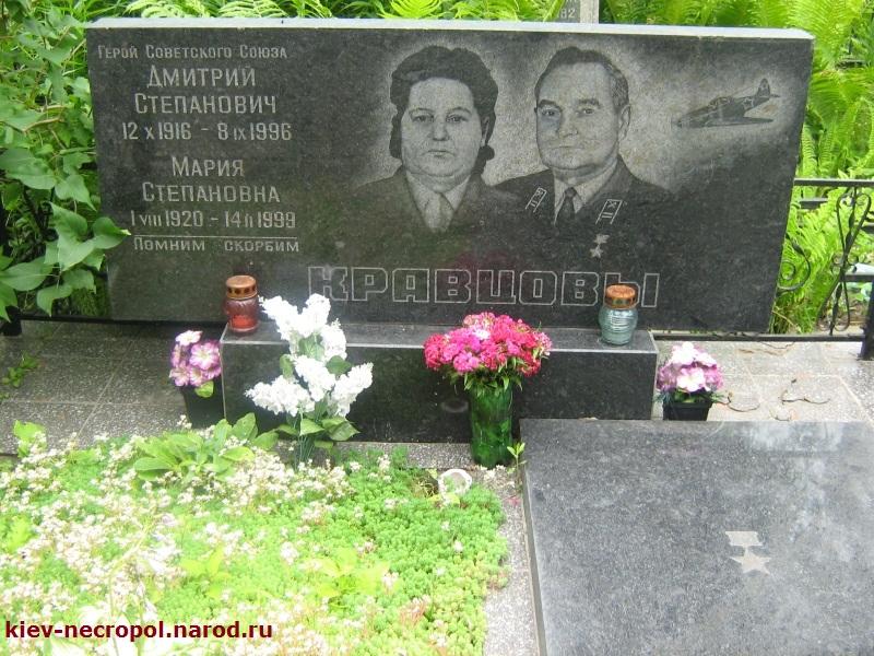 Кравцов Дмитрий Степанович